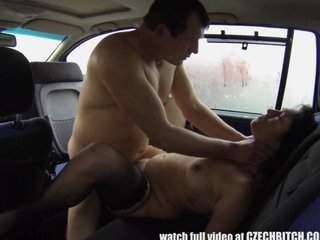 Секс на машне